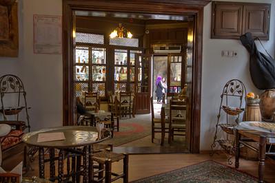 Safranbolu, İmren lokumcusu cafe