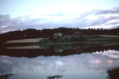 Lake,  Norway , 1977