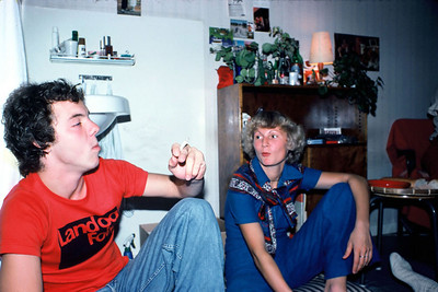 Lillhagen Guest houses, Göteborg, 1977