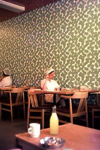 Cafee break, Lillhagen Sjukhus, Göteborg, 1975