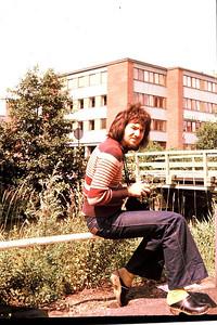 Guess who? . Göteborg, 1974