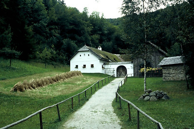 Farm, Austria, 1983