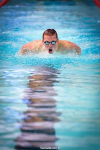 LDC Boys Swimming vs Montevideo
