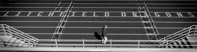 Litchfield Dragons High School Track Meet