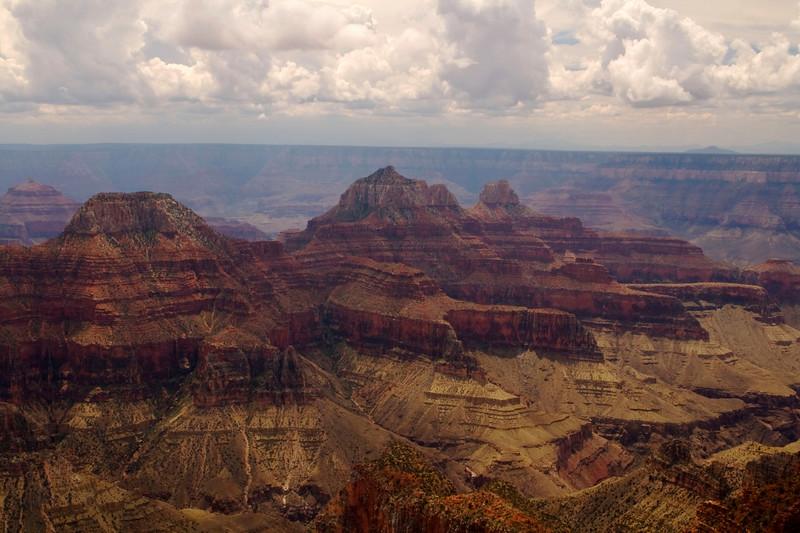 Grand Canyon - N Rim - Noon