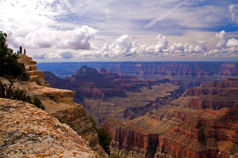 Grand Canyon - N Rim - 10:44 AM