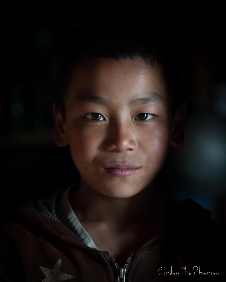 Nepali boy