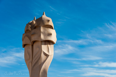 Art on the Casa Mila
