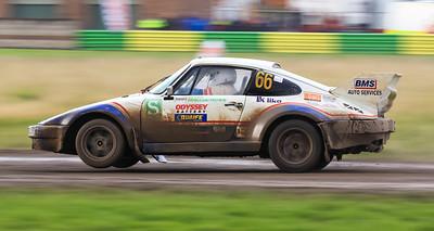 Porsche rallycross