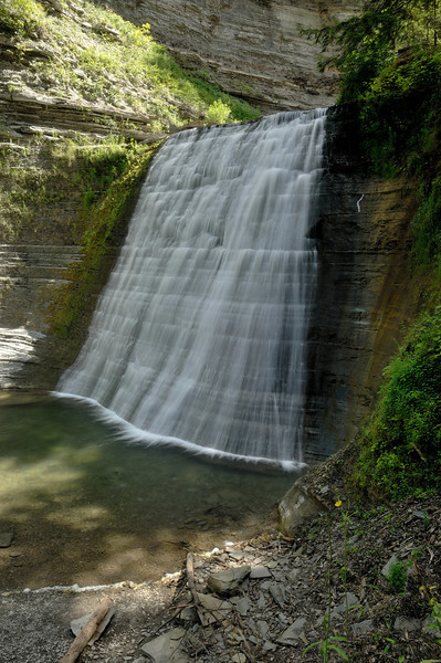 Stony Brook State Park ( Lower Falls )
