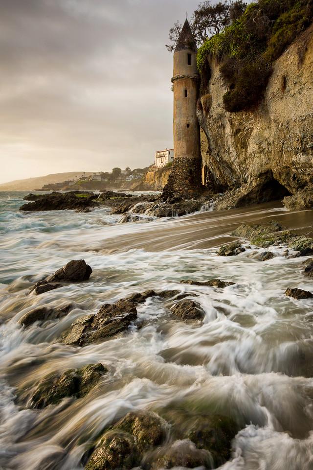 Victoria Beach Lighthouse