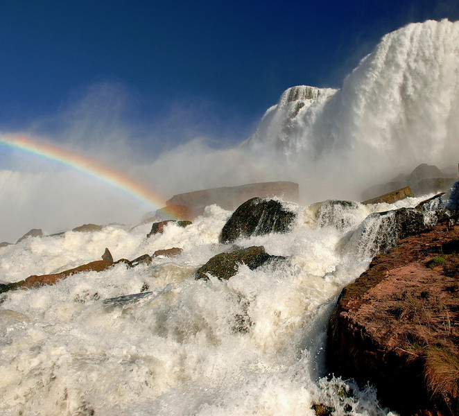 Niagara Falls,NY  The Cave Of The Winds<br /> Photo # 109