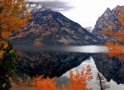 Jenny Lake,The Grand Tetons Photo # 130