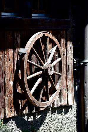Wheel in Switzerland