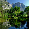 Yosemite Falls, Yosemite National Park,Ca     Photo # 74