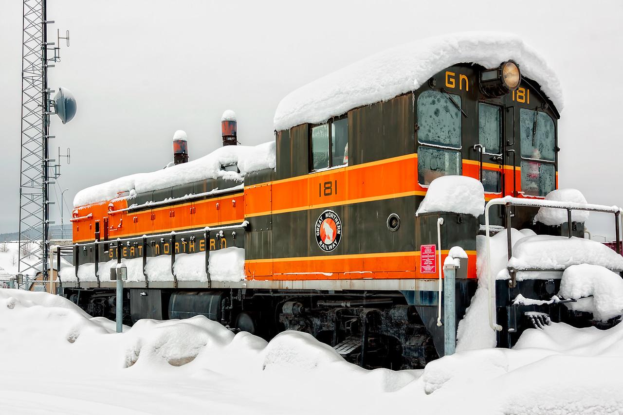 Great Northern Winter Break