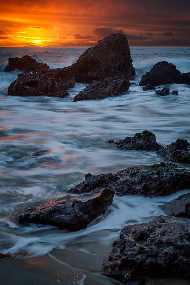 Woods Cove Sunset