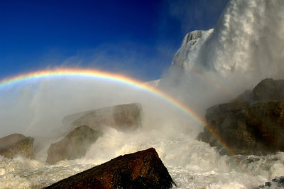 Niagara Falls, Cave Of The Winds