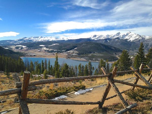 Dillon Lake, Colorado