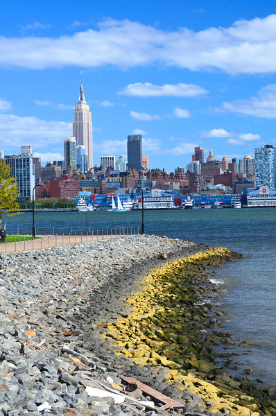 View of NYC from Hoboken