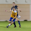 Rollins Tars Men's Soccer take on Wingate University. Rollins wins 2-1