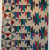 "2012 - Quilt top examples 4-15 from stash<br /> About 66"" x 72""<br /> Donated to Piecing Partners Charity Committee's program for graduating teenagers from foster children program"