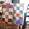 "2011 - Chaffee Quilt Tops 1 & 2<br /> 66""x72"""