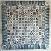 "2009 - Dear Jane<br /> 82"" x 82""<br /> 169 4-1/2"" blocks, 52 border triangles"