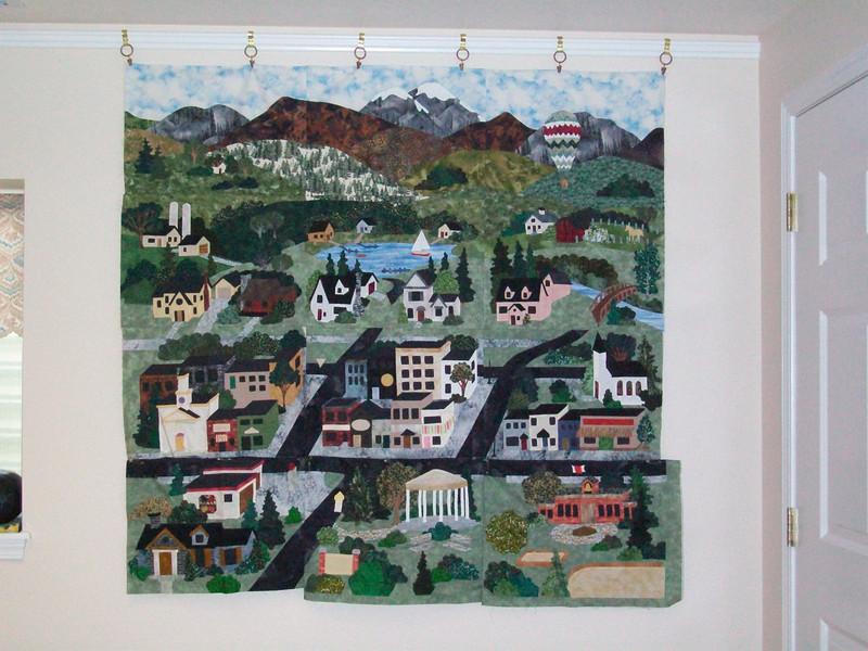 In Progress - Joan's Town