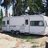 This is my primary travel trailer, a 27' Holiday Rambler Statesman.