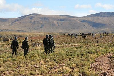 Bolivia, La Bodega de los Mineros