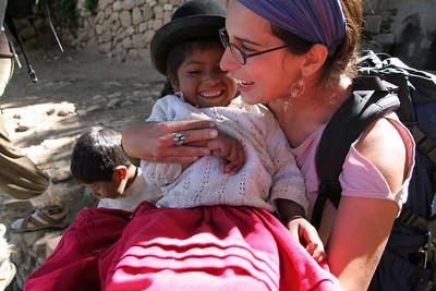 Bolivia and Peru: Lago Titicaca