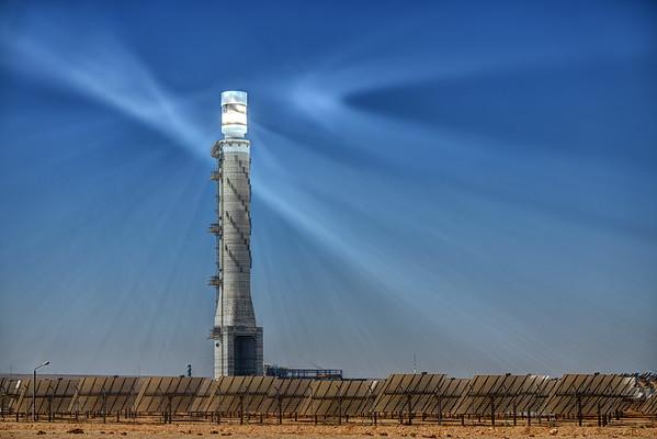 Ashalim Thermo Solar Power Plant