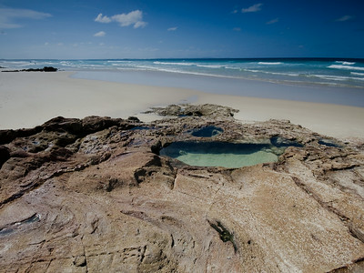 NSI 17 Rock Pools on Straddie