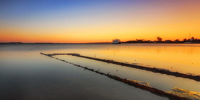 VP 33 Sunset Rails