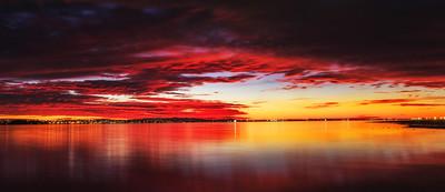 WP 50 Red Sky at Night