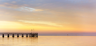 WP 69 Fishing at Sunset