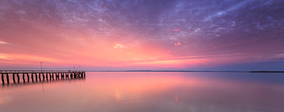 WP 70 Sunset on the Bay