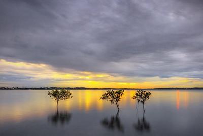 WP 73 Cloudy Sunset