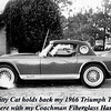 66 TR4A Columbia Miss
