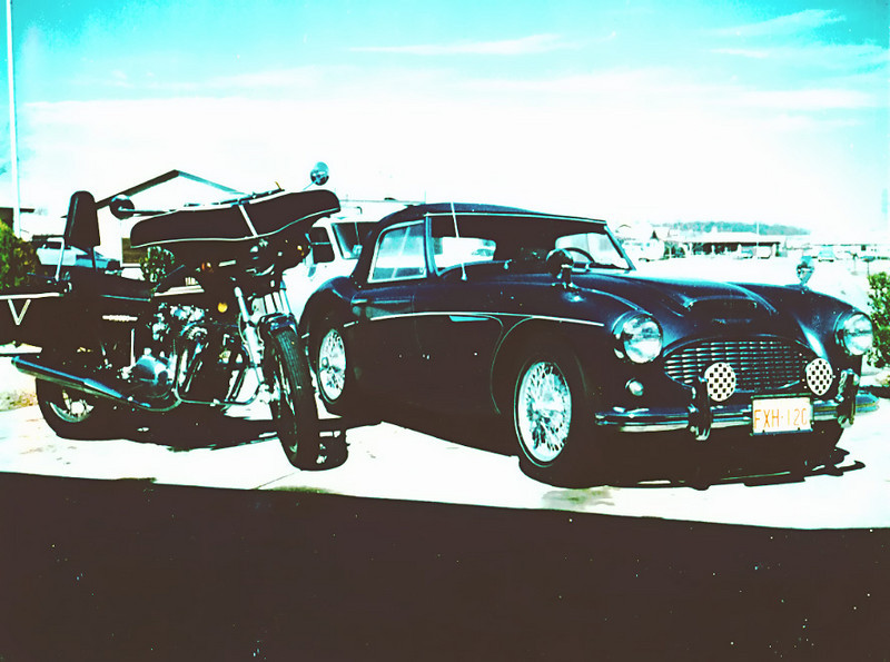 Healey and Harley