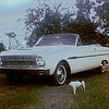 First New Car 63 Falcon Convertable