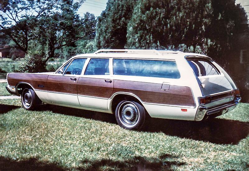 The '69 Plumouth Wagon...