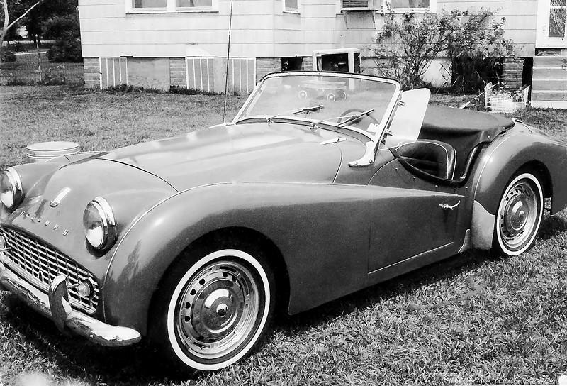 '62 TR3A...
