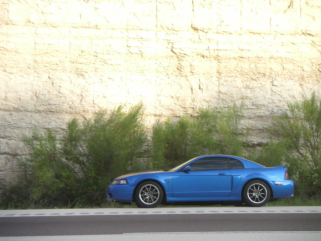 First road trip after the body work was completed.  This shit was taken on I10 somewhere between San Antonio and El Paso.  I've often wanted to go back with a real camera.