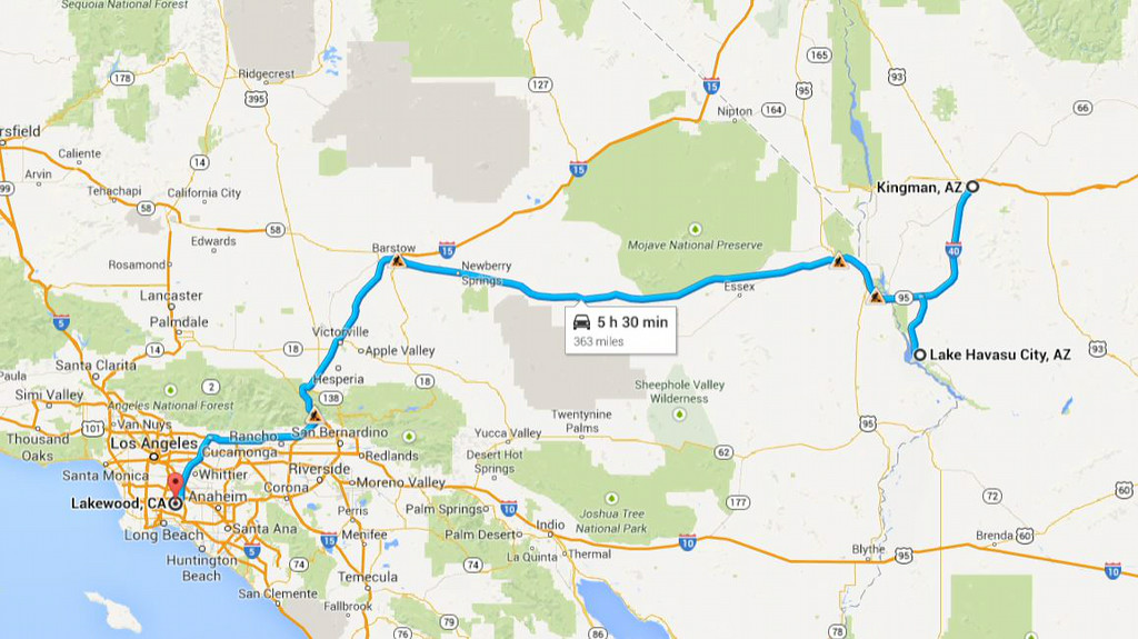 Road trip 2014, Day 4