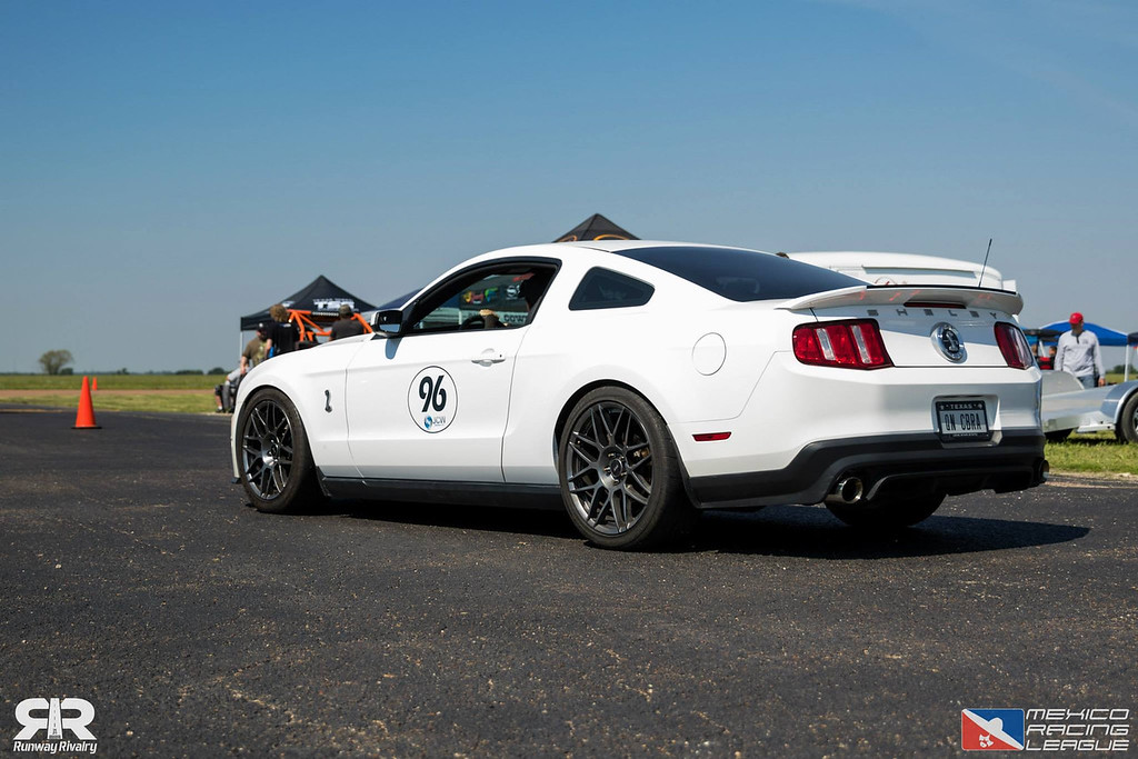 Staging at Runway Rivalry, Caddo Mills TX. Photo by Mexico Racing League.