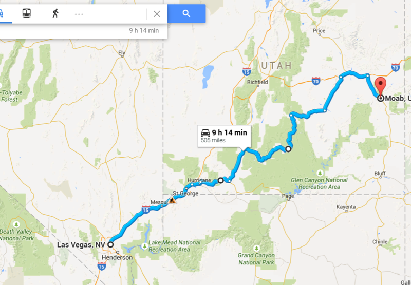 Road Trip 2014, Return, Day 2