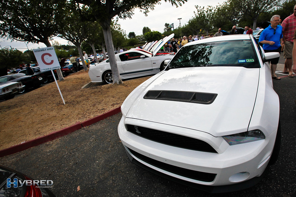 The Original Cars and Coffee, Irving CA