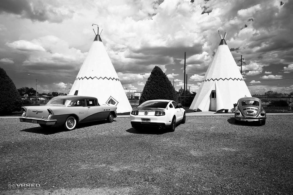 Route 66 motel, Holbrook, AZ